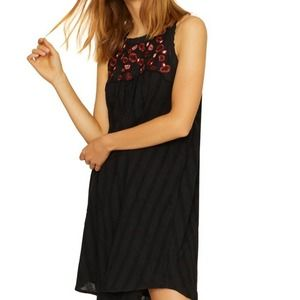 Sanctuary Santa Fe Embroidered Yoke Sundress